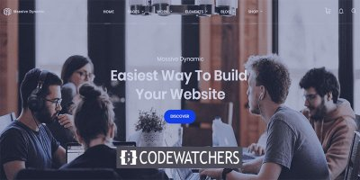 Review: Massive Dynamic – WordPress Website Builder