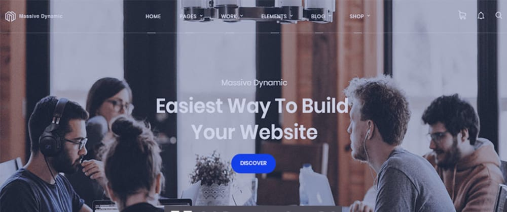 Critique: Massive Dynamic - WordPress Website Builder