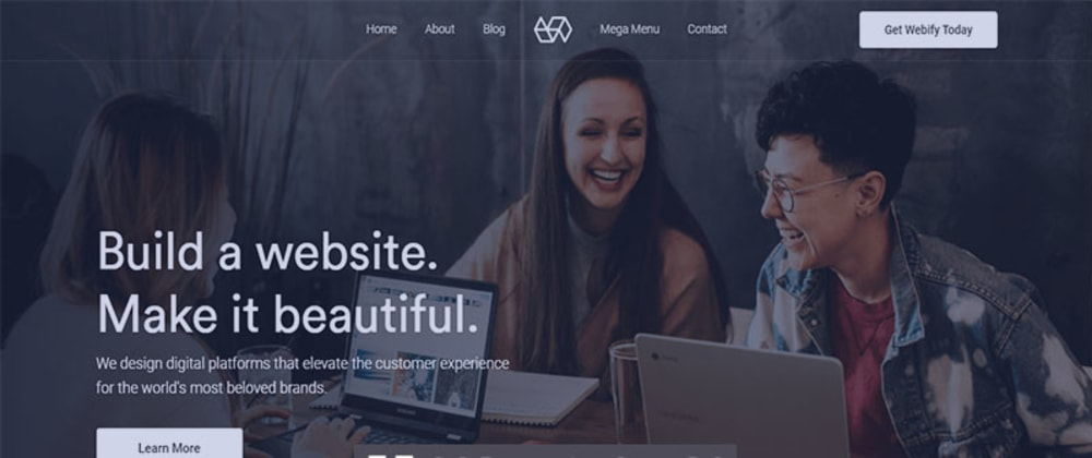 Rückblick: Webify - Ein All-in-One-Element oder WordPress-Theme