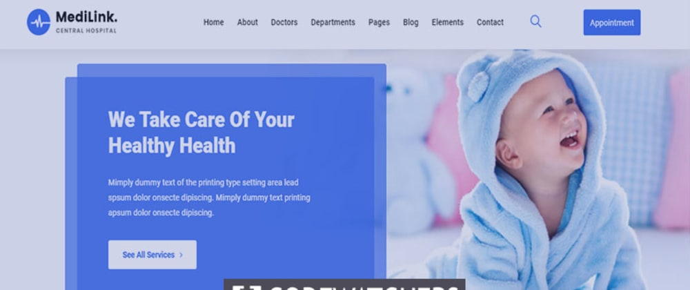 Revisión: Medilink - Tema médico de WordPress