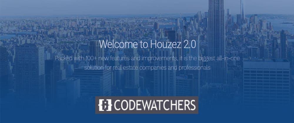 Review: Houzez - Thème WordPress immobilier