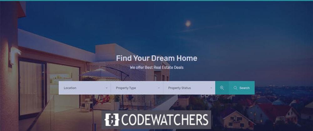 Critique: RealHomes - Thème WordPress pour vente et location de biens immobiliers