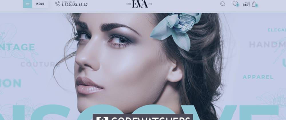 Rückblick: Eva - Fashion WooCommerce Theme