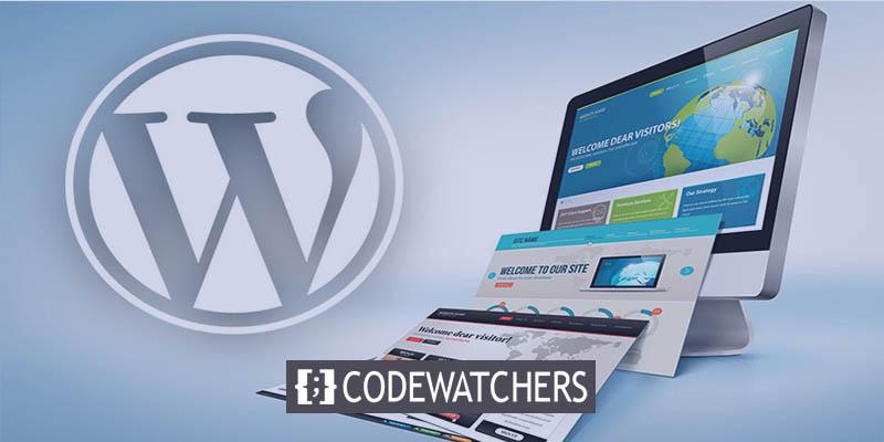 Темы WordPress против наборов шаблонов Elementor: в чем различия