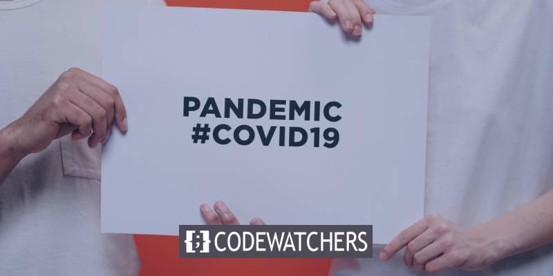 Los 10 mejores temas de WordPress para un sitio web de atención médica contra COVID-19 (coronavirus)