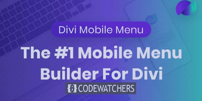 6 plugins Divi Marketplace pour créer des méga menus dans WordPress